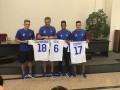 Динамо представило летних новичков