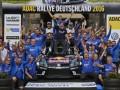 Ралли: Себастьян Ожье выиграл Гран-при Германии