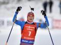 Биатлон: Бабиков выиграл гонку преследования, украинец Пидручный – тринадцатый