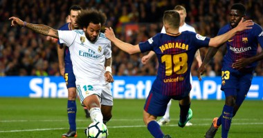 Барселона - Реал 2:2 видео голов и обзор матча чемпионата Испании