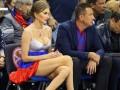 Жена российского олигарха спровоцировала потасовку на финале Евролиги