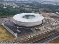 С газоном и под крышей. Во Вроцлаве достраивают стадион к Евро-2012