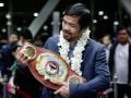 Пакьяо назвал сроки своего возвращения на ринг