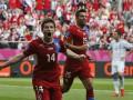 Чехия в матче с Грецией оформила самое быстрое лидерство со счетом 2:0 в истории Чемпионатов Европы