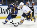 НХЛ: Эдмонтон выиграл у Анахайма, Сент-Луис в серии сравнялся с Нэшвиллом