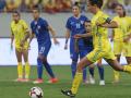 Женская футбольная сборная Украины обыграла хорваток в отборе на ЧМ