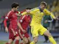 Наше место – плей-офф: Украина проиграла резервному составу Испании