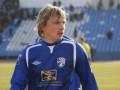Максим Калиниченко: Половина молодых футболистов в Таврии, простите, бараны