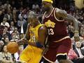 NBA: Кливленд и судьи испортили юбилей Коби