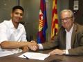 Официально: Барселона подписала капитана молодежной сборной Уругвая