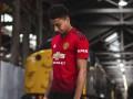 Манчестер Юнайтед представил новый комплект домашней формы