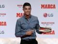 Роналду получил престижную награду от издания Marca
