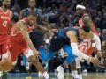 НБА: Голден Стэйт обыграл Кливленд, Хьюстон уступил Оклахоме