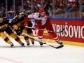 Германия - Дания 2:3 Б видео шайб и обзор матча ЧМ-2018 по хоккею