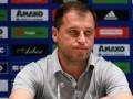 Юрий Вернидуб: Недоволен результатом матча с Металлургом