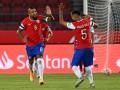 Видаль оформил дубль и помог Чили обыграть Перу