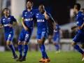 Роскошный дальний удар в девятку, который был забит в Кубке Либертадорес
