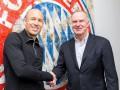 Официально: Роббен продлил контракт с Баварией