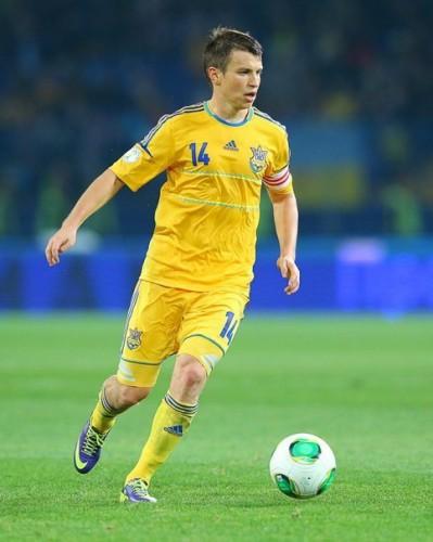 Украина – Польша. 1:0