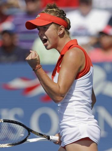 Элина Свитолина пробилась в ТОП-50 теннисисток мира
