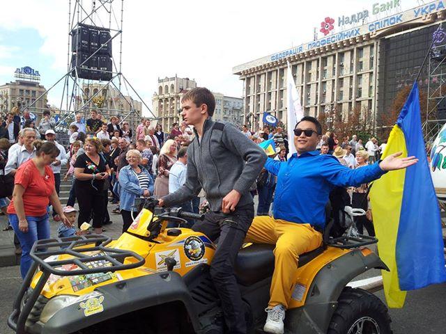 PsyEU влюблен в Украину