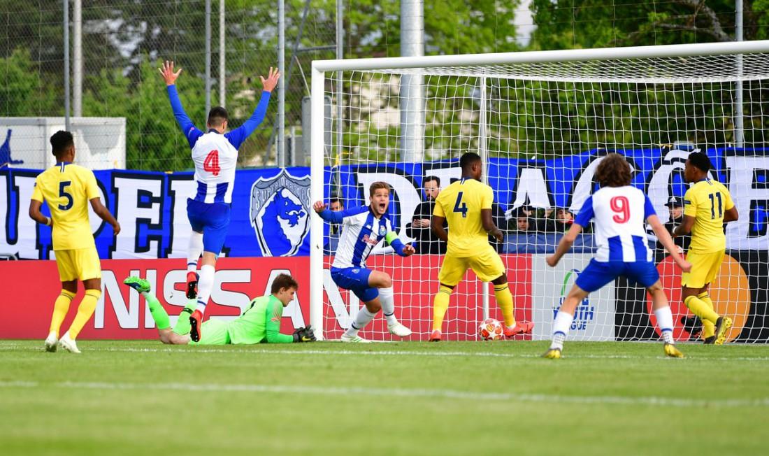 Порту U-19 нанес поражение Челси U-19