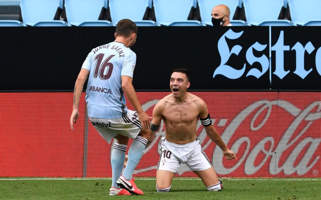 Сельта - Барселона: видео голов и обзор матча