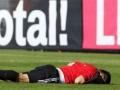 Олич сломал нос в матче с Израилем