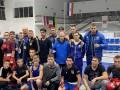 Юниорская сборная Украины заняла первое место на турнире в Загребе