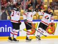 ЧМ по хоккею: Канада обыграла Германию, Словакия была сильнее Беларуси