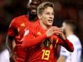 Сборная Бельгии - первая команда, которая квалифицировалась на Евро-2020