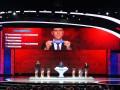 Жеребьевка плей-офф матчей отбора ЧМ-2018: трансляция