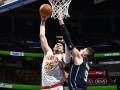 Украинцы в НБА: Лень не спас Атланту от поражения, Михайлюк вновь не сыграл за Детройт