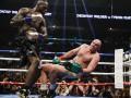 WBC санкционировало проведение реванша между Фьюри и Уайлдером