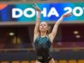 Украинские гимнастки остались без финалов на чемпионате мира
