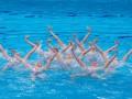 Украинки стали чемпионками Европы по артистическому плаванию