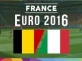 Бельгия - Италия: Где смотреть матч Евро-2016