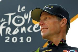 Лжнс Армстронг победил рак, но не мог одолеть чиновников