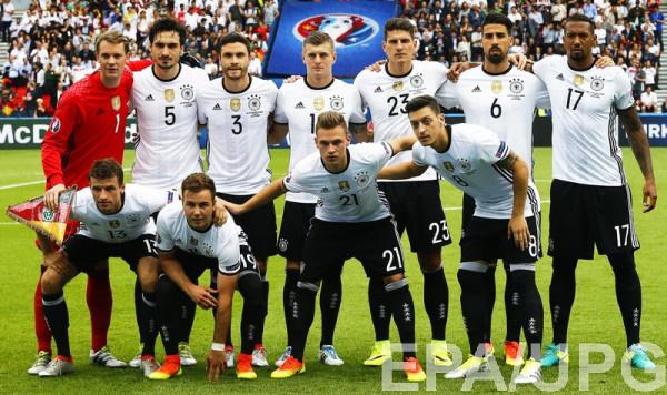 Прогноз на матч Германия - Словакия от букмекеров