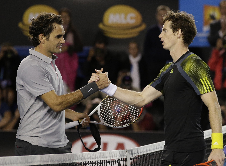 Маррей не пустил Федерера в финал Australian Open