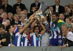 Порту побил рекорд еврокубков по количеству побед в сезоне