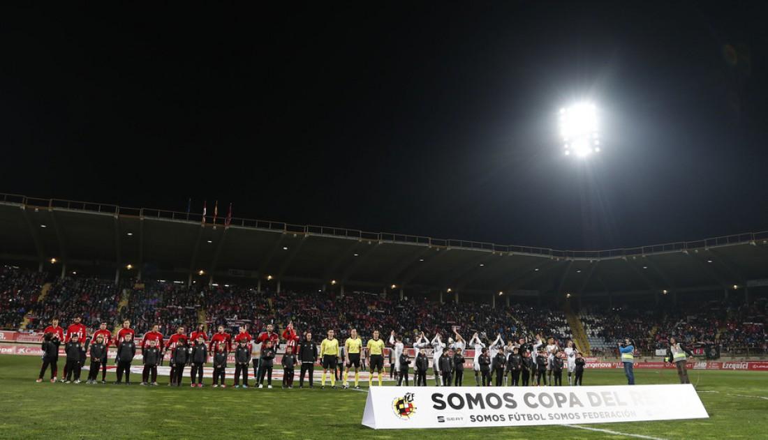 Культураль Леонеса - Атлетико: видео голов и обзор матча