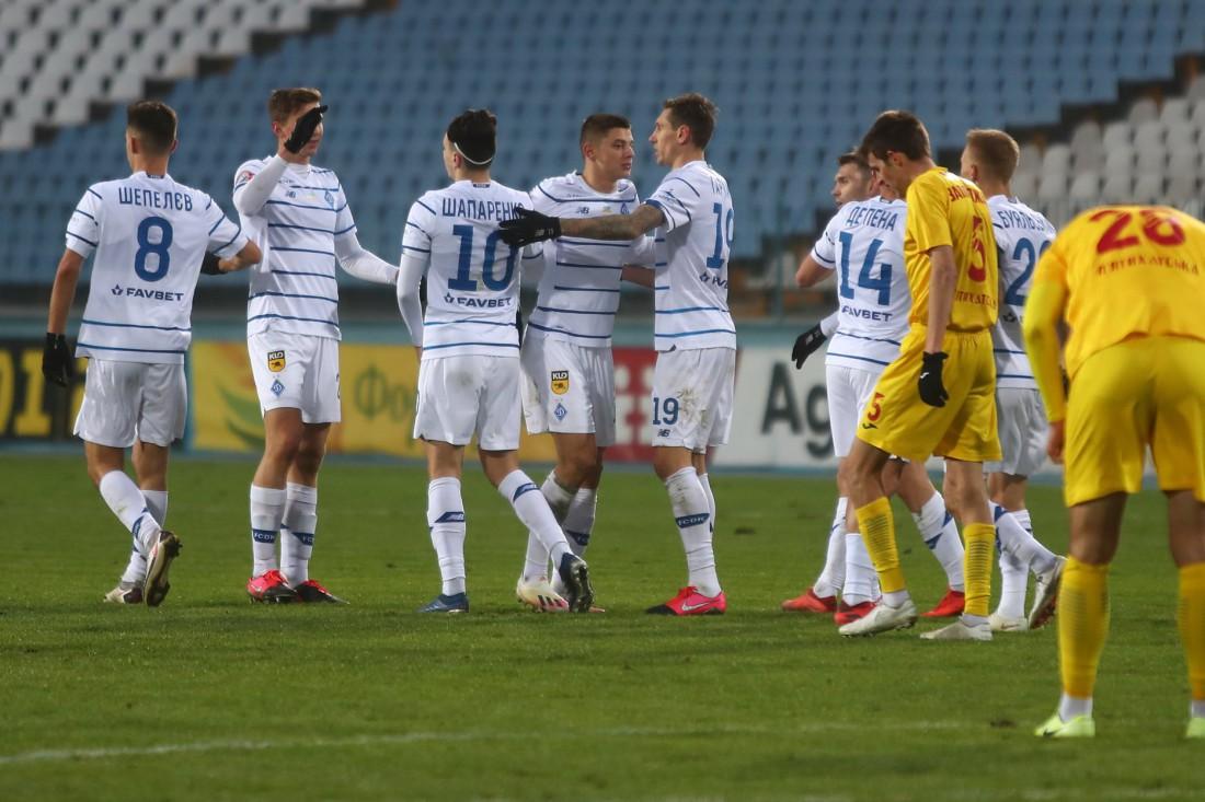 Ингулец - Динамо Киев