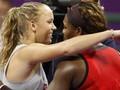 Доха: Возняцки не доиграла полуфинал против Серены Уильямс