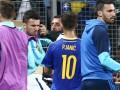 Матч Босния - Греция завершился массовой дракой футболистов и тренеров