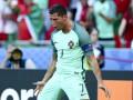 Роналду забил шедевральный гол пяткой в матче с Венгрией