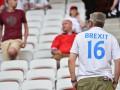 Болельщик сборной Англии выбросил на поле 25 тысяч евро после матча с Исландией