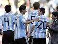 Фотогалерея: Аргентина просыпается. Команда Марадоны разгромила Южную Корею