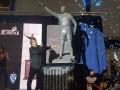 В Аргентине открыли статую легендарного вратаря Чилаверта