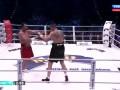 Кличко - Вах. Фрагмент седьмого раунда